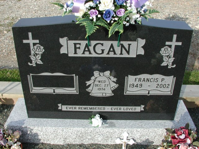 FAGAN, Francis P (2002) STM03-9441