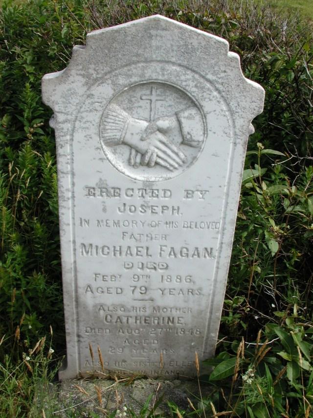 FAGAN, Michael (1886) & Catherine & Ellen STM01-8216