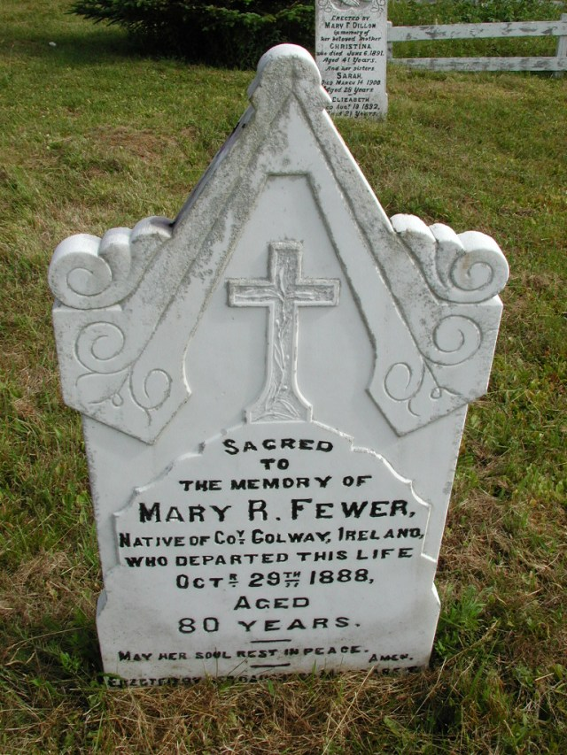 FEWER, Mary R (1888) STM01-8223