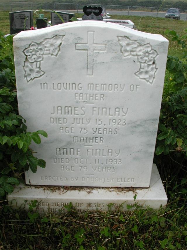 FINLAY, James (1923) & Anne (1933) SSH01-9001