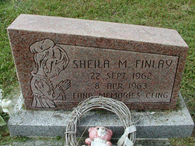 FINLAY, Sheila M (1963) SSH01-8988