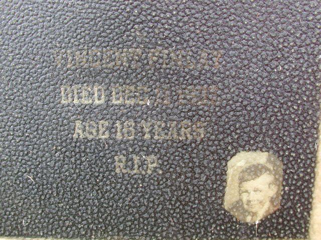 FINLAY, Vincent (19xx) SSH01-9018