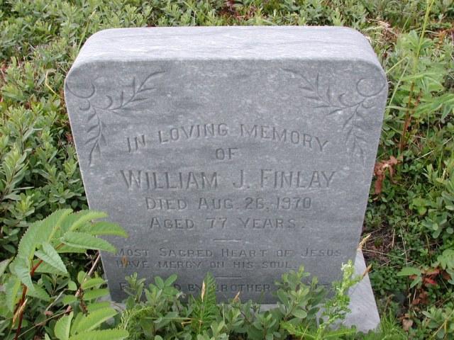FINLAY, William J (1970) SSH01-8983