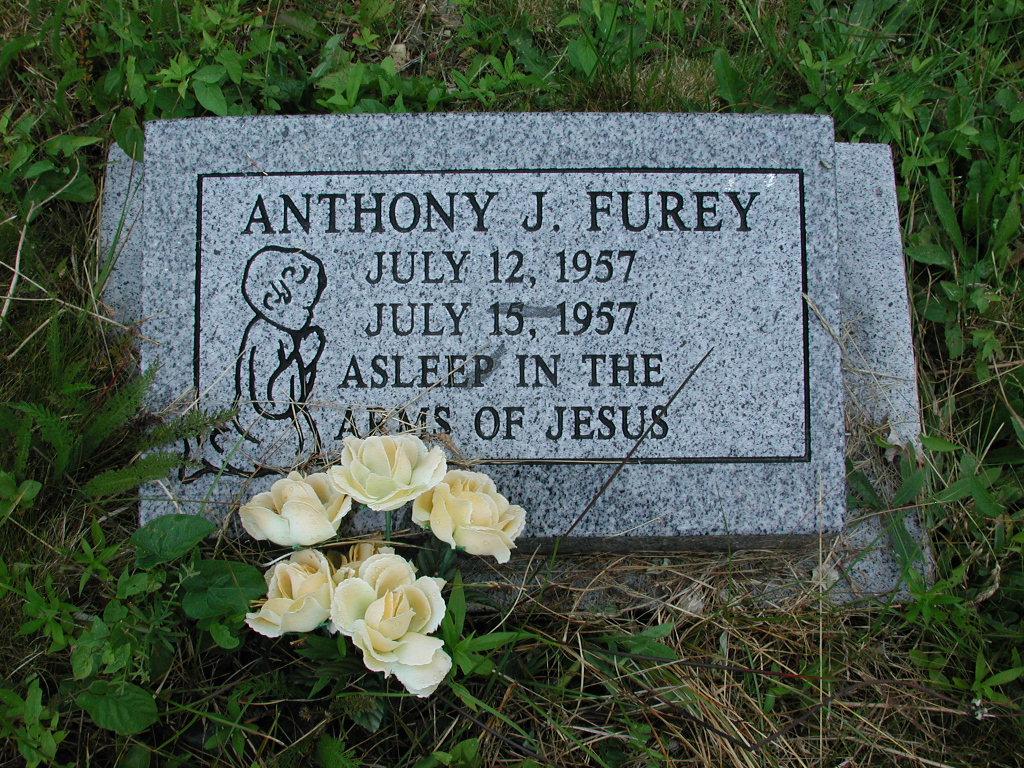 FUREY, Anthony J (1957) SJP01-1798