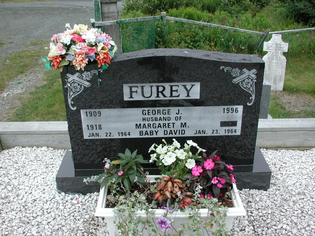 FUREY, George J (1996) & Margaret M & David SJP01-1820
