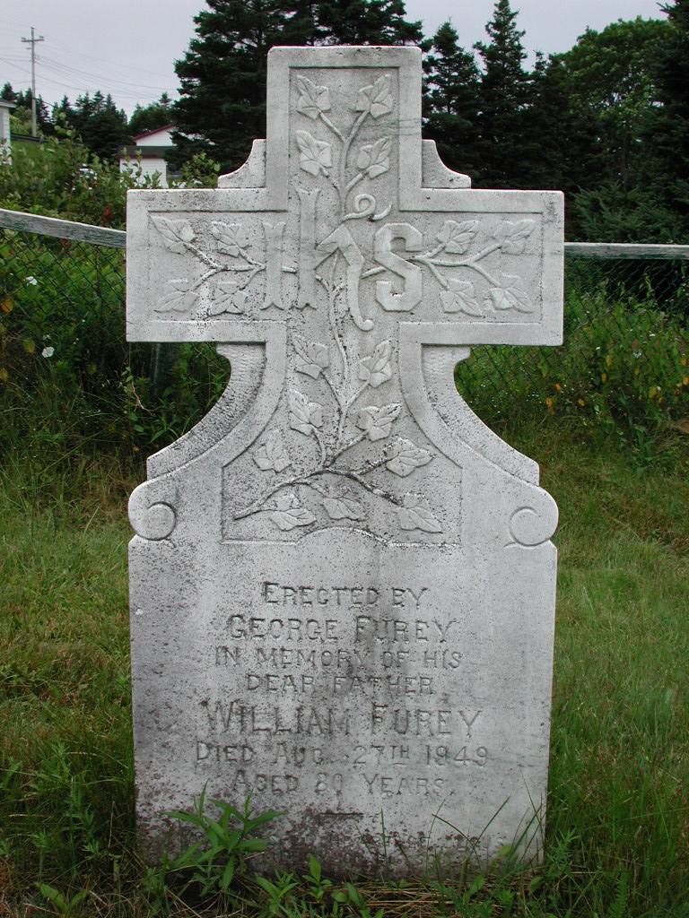 FUREY, William (1949) SJP01-1789