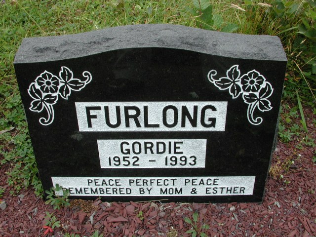 FURLONG, Gordie (1993) BRA01-3128