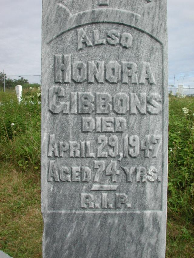 GIBBONS, Honora (1947) STM01-2449