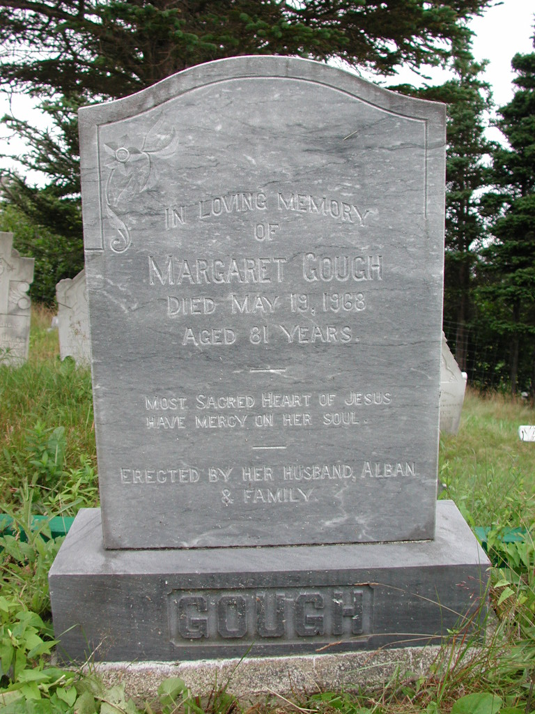 GOUGH, Margaret (1968) SJP01-1754