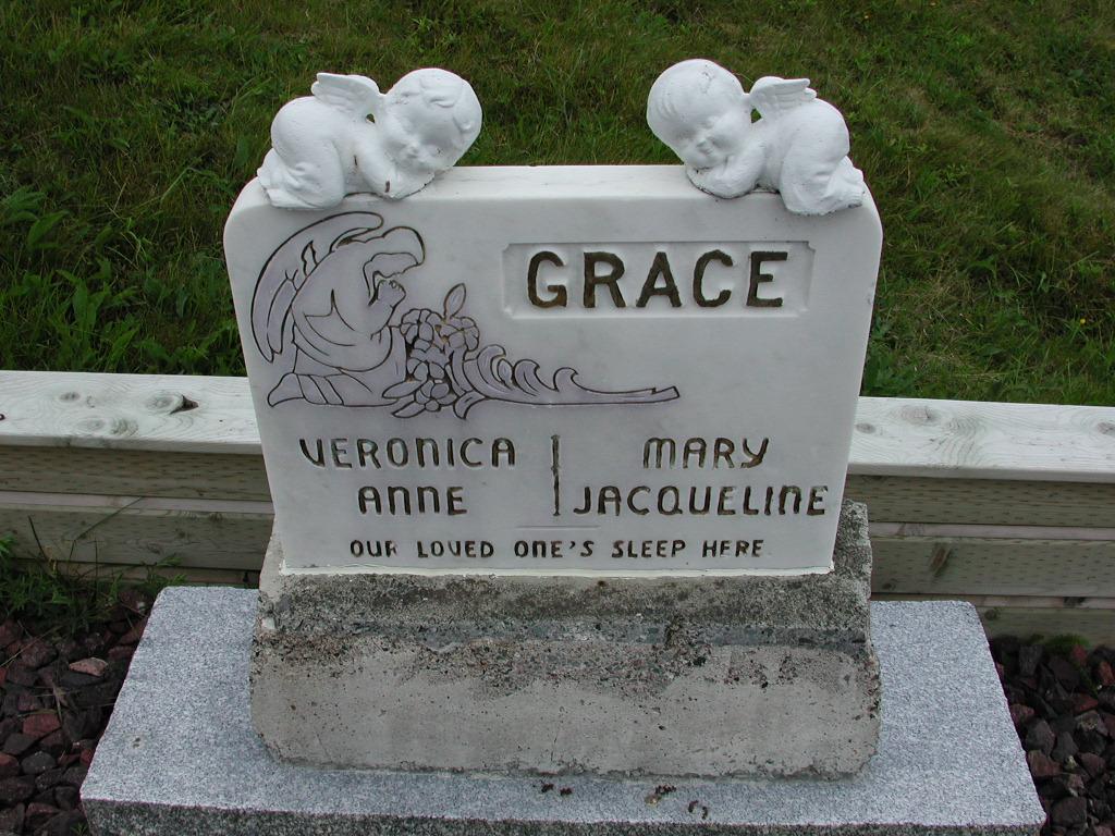 GRACE, Veronica Anne (xxxx) & Mary Jacqueline SJP01-7427