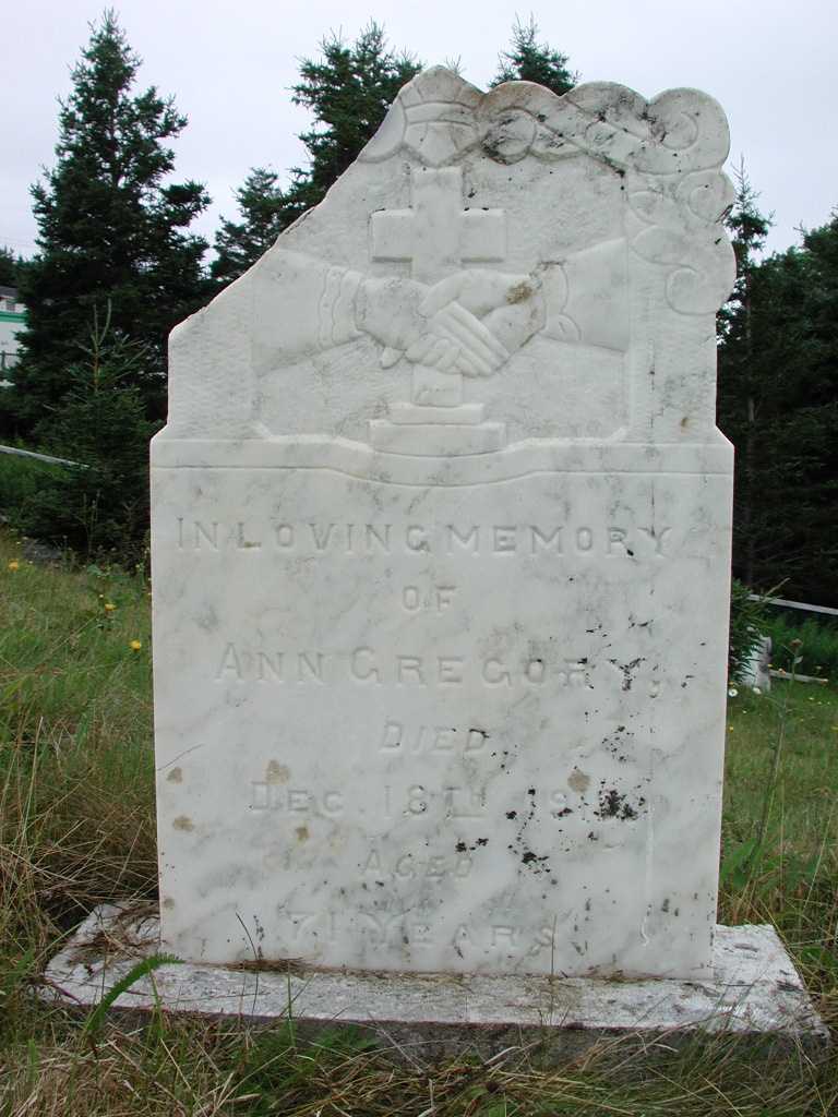 GREGORY, Ann (1918) SJP01-1834