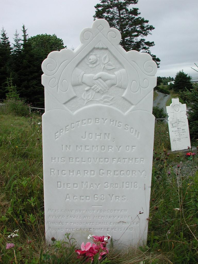 GREGORY, Richard (1918) SJP01-1897