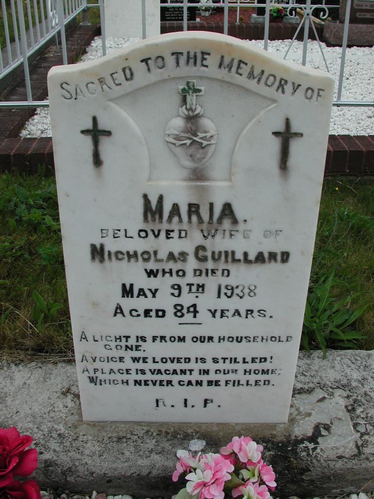 GUILLARD, Maria (1938) SJP01-7391