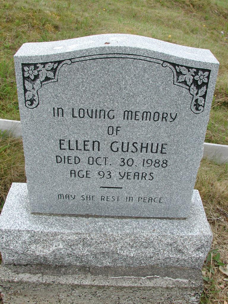 GUSHUE, Ellen (1988) SJP01-7630