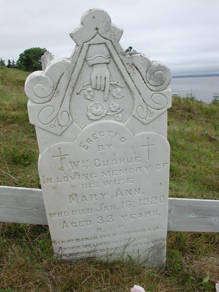 GUSHUE, Mary Ann (1920) SJP01-7628