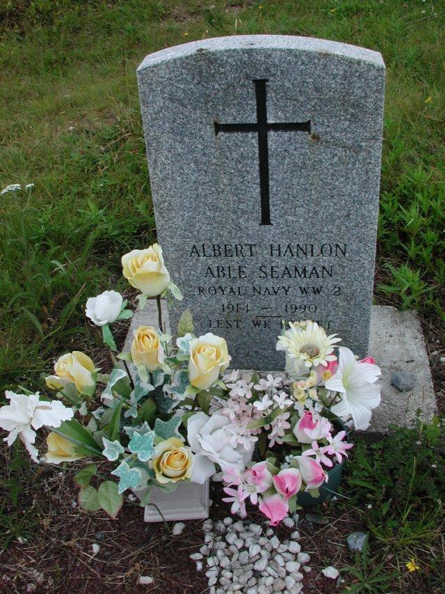 HANLON, Albert (1990) ODN02-2011