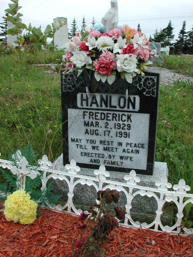 HANLON, Frederick (1991) ODN02-2037