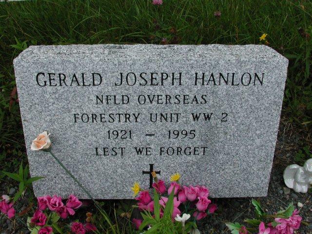 HANLON, Gerald Joseph (1995) ODN02-7757