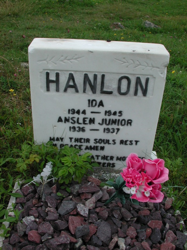HANLON, Ida (1945) & Anslen Jr (1937) ODN02-1990