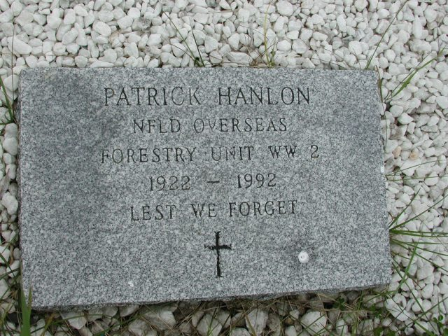 HANLON, Patrick (1992) ODN02-7792