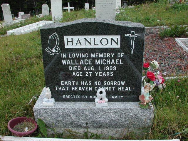 HANLON, Wallace (1999) ODN02-2043