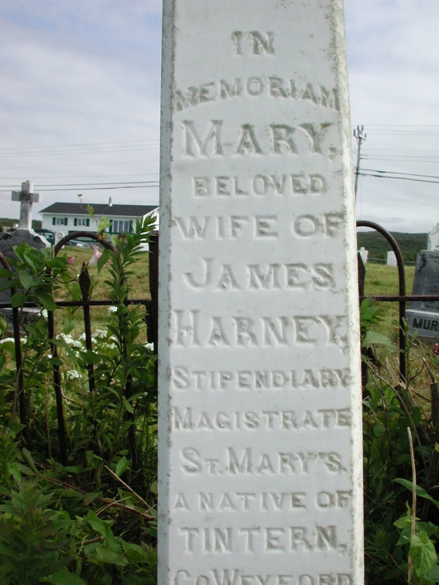 HARNEY, Mary (1887) STM01-2381