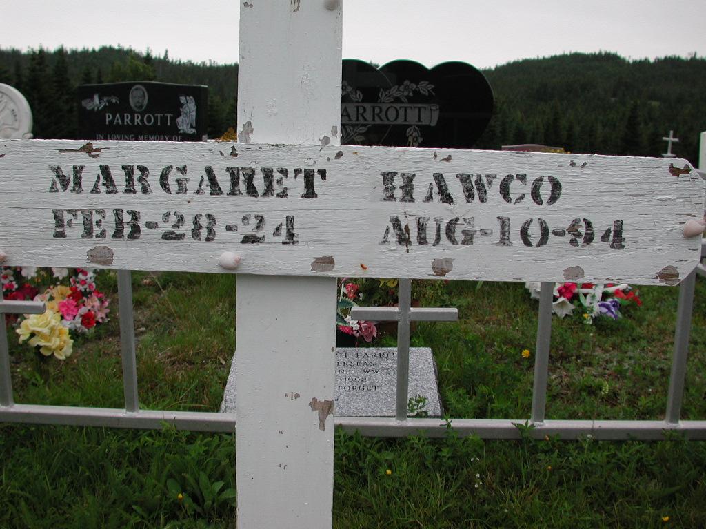HAWCO, Margaret (1994) MCM01-1561