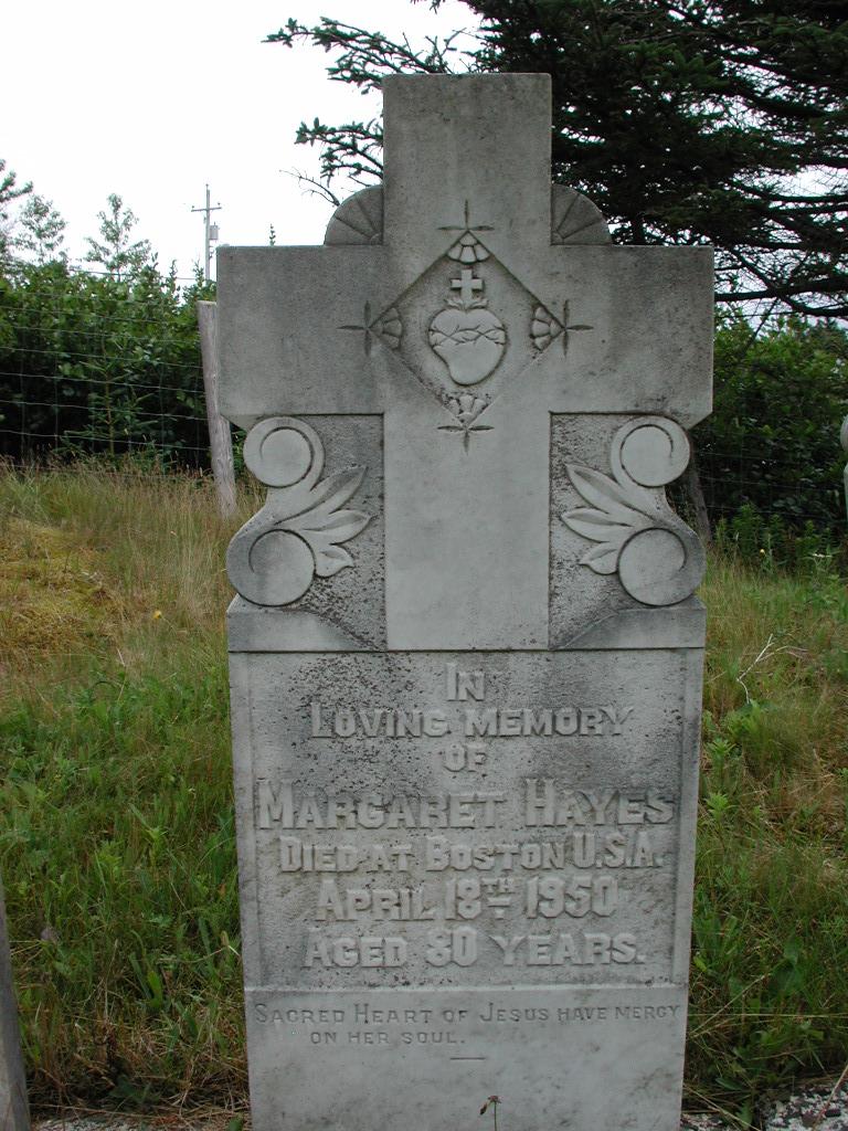 HAYES, Margaret (1950) SJP01-1777