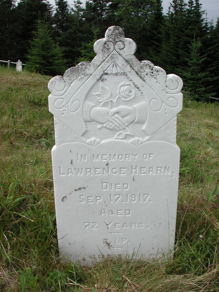 HEARN, Lawrence (1917) SJP01-1890