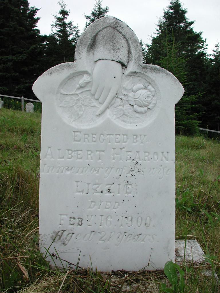 HEARON, Lizzie (1900) SJP01-1838