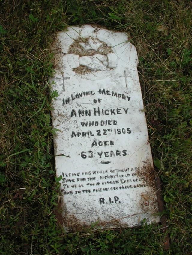 HICKEY, Ann (1905) STM01-2303