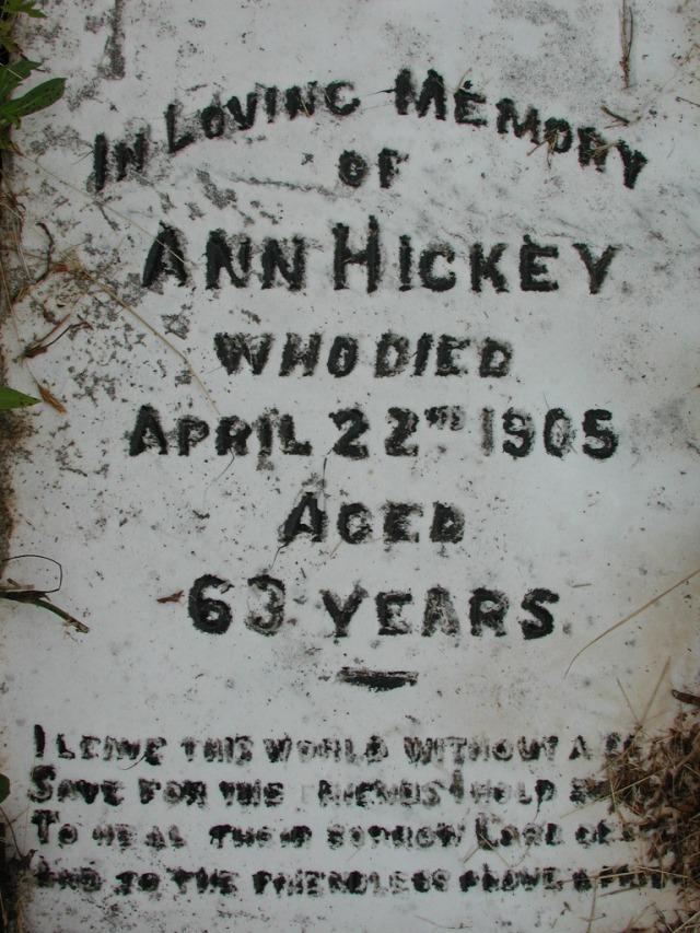 HICKEY, Ann (1905) STM01-2304