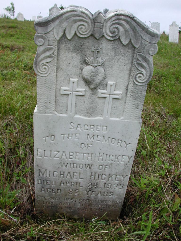 HICKEY, Elizabeth (1935) SJP01-7580