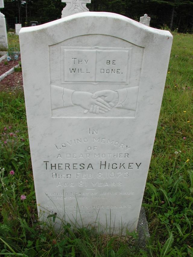 HICKEY, Theresa (1973) ODN02-7814
