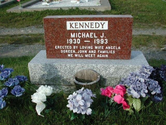 KENNEDY, Michael J (1993) STM03-3703