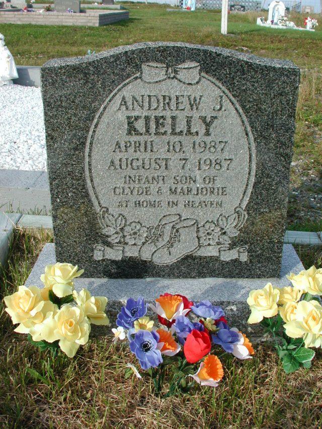 KIELLY, Andrew J (1987) STM03-3720