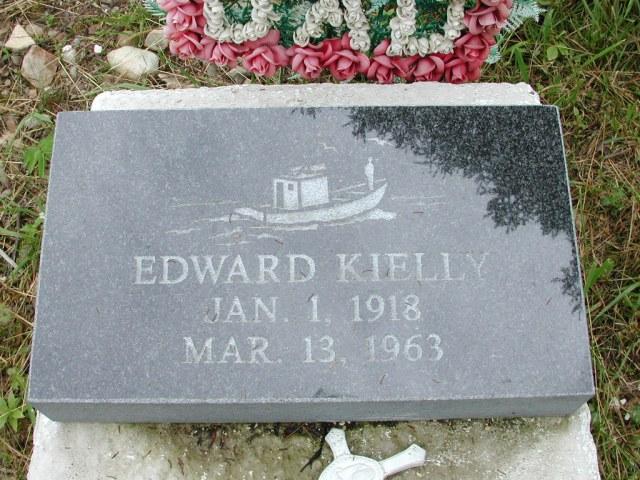 KIELLY, Edward (1963) STM01-8096