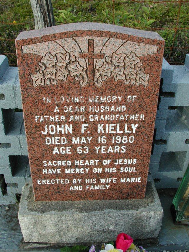 KIELLY, John F (1980) STM03-9490
