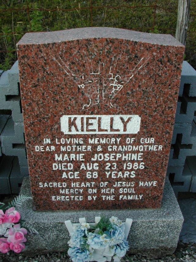 KIELLY, Marie Josephine (1986) STM03-9489