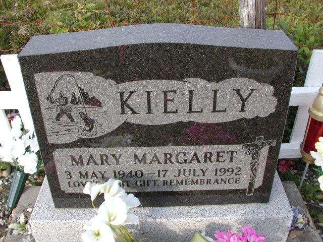 KIELLY, Mary Margaret (1992) STM03-9495