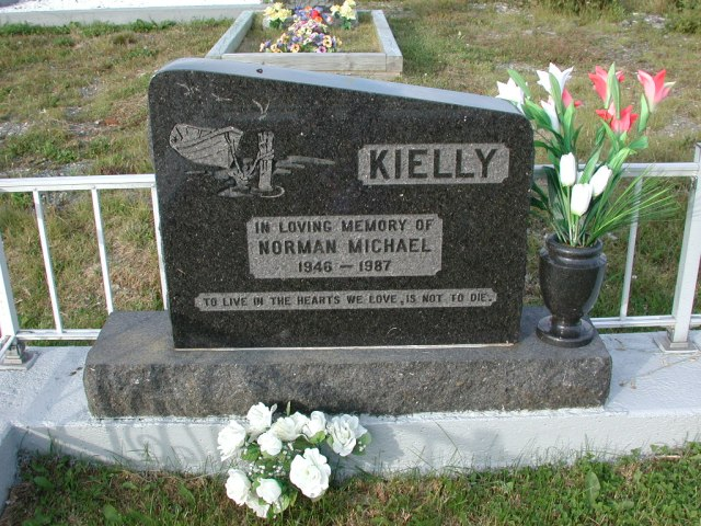 KIELLY, Norman Michael (1987) STM03-3716