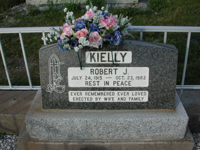 KIELLY, Robert J (1983) STM03-3709