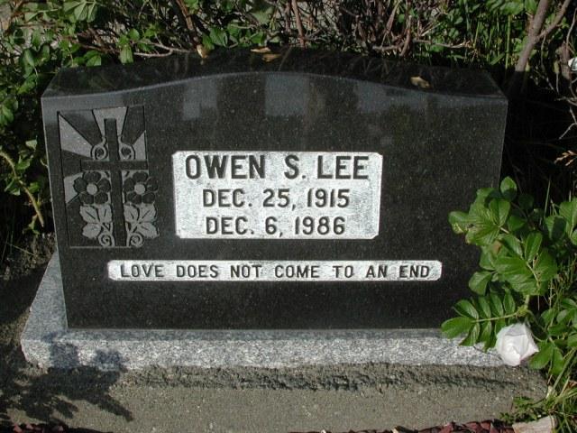 LEE, Owen S (1986) STM03-9416