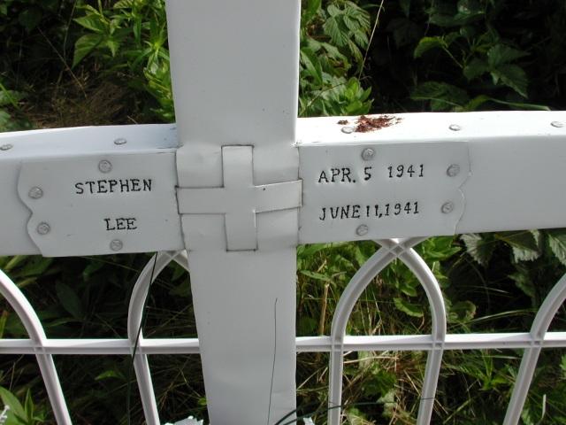 LEE, Stephen (1941) STM01-8245