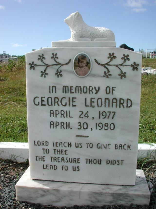 LEONARD, George (1980) BRA01-7834