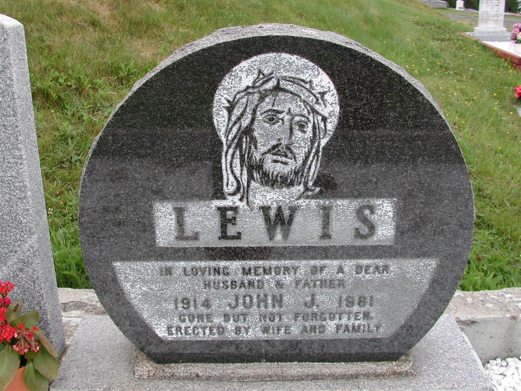 LEWIS, John J (1981) SJP01-7424