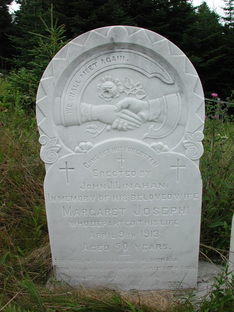 LINAHAN, Margaret Joseph (1913) SJP01-1843