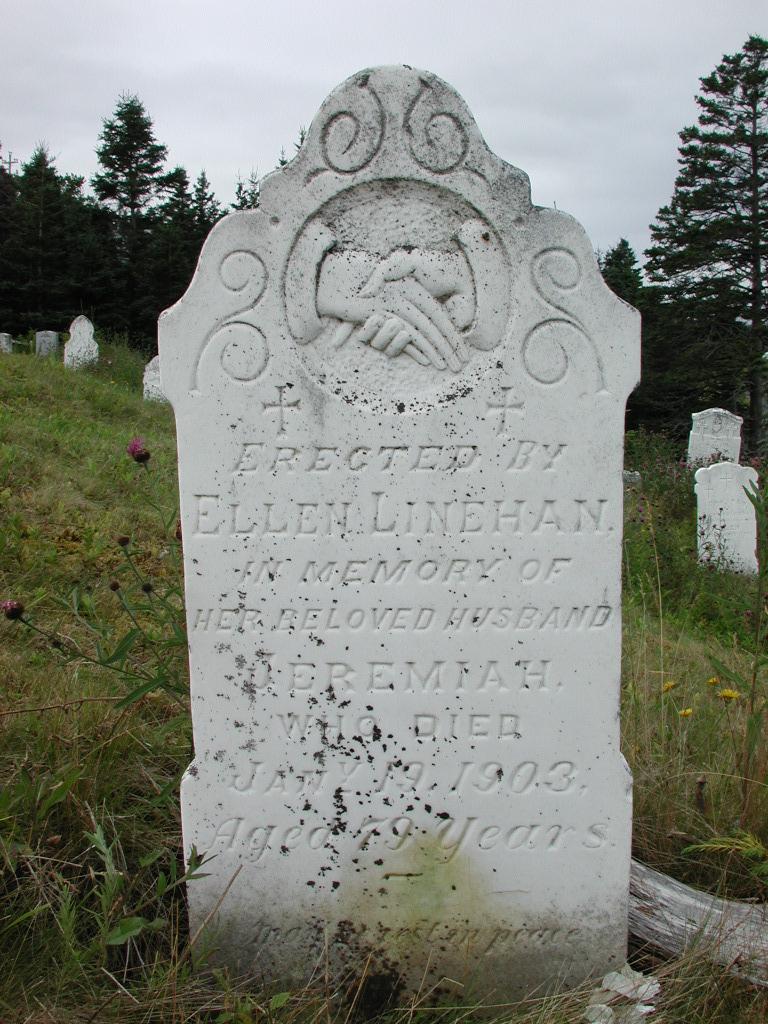 LINEHAN, Ellen (1903) SJP01-1901