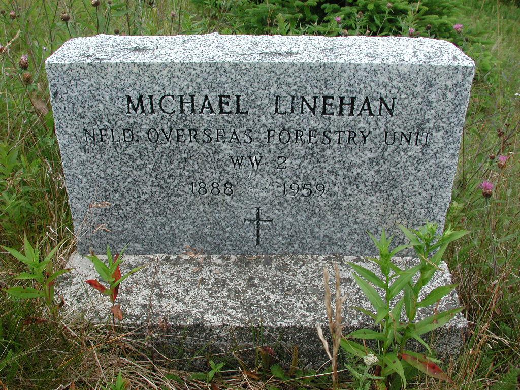 LINEHAN, Michael (1959) SJP01-1847