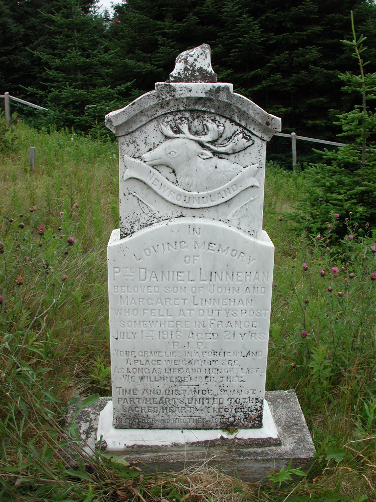 LINNEHAN, Daniel (1916) SJP01-1845